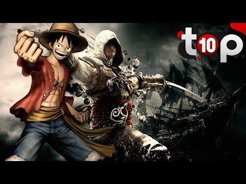 TOP 10 Des meilleurs jeux de pirates !