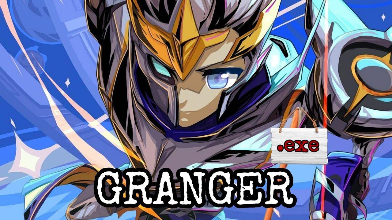 #83 GRANGER.EXE - NYOBAIN SKIN LEGEND