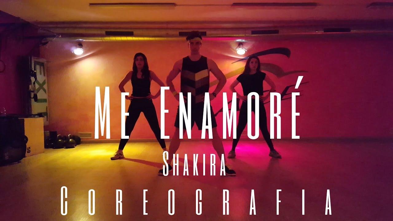Shakira - Me Enamoré -  Coreografia   WeDance TV