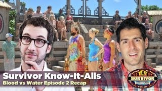 Survivor Blood vs Water Episode 2 Recap | Know-It-Alls Discuss