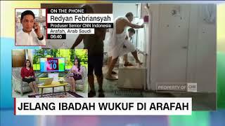Download Video Jelang Ibadah Wukuf di Arafah MP3 3GP MP4
