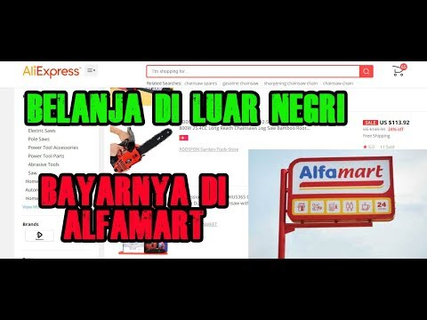 Belanja di aliexpres bayar viar ATM Cara Belanja Di Aliexpress Dan Cara Bayar Belanja Online Luar Ne.