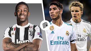 ОНИ ВЕРНУТСЯ в Реал Мадрид Дембеле сливают в Ювентус Трансферы 2020