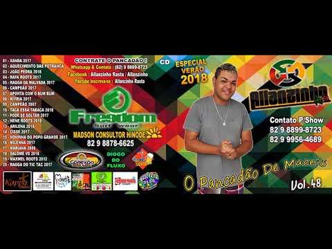 CD DJ ALLANZINHO RASTA VOL 48 ESPECIAL VERÃO 2018 !