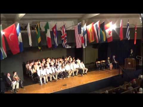 The Webb School Class of 2015 Senior Blazer Day 11-11-14