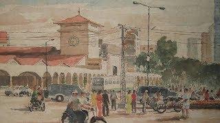 Sài Gòn Nhớ - Trần Bảo Như - Nguyên Ca - Mê Linh