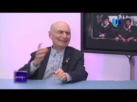 """TeleU: Ion V. Ionescu la """"Istoria fotbalului"""" (ep. 3)"""