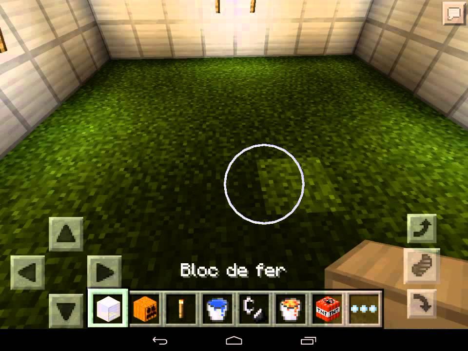 Comment faire un golem de fer minecraft youtube - Minecraft golem de fer ...