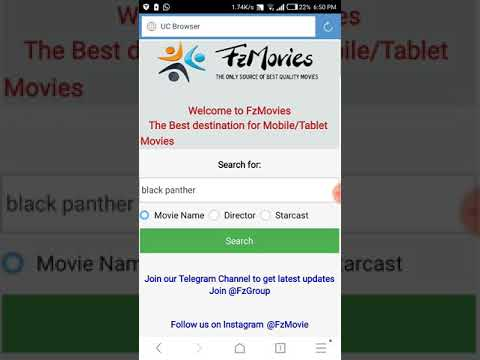 How To Download Movies On Fzmovies Youtube