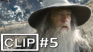 """The Hobbit 3 """"Attack the City"""" Clip - Battle of the Five Armies"""