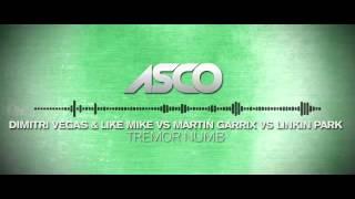 Dimitri Vegas & Like Mike vs Martin Garrix vs Linkin Park - Tremor Numb (ASCO Mashup)