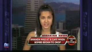 Fox News Cuts off Girl Telling the Truth About Russia