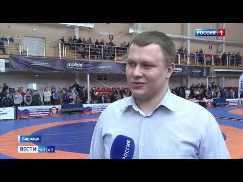 В Барнауле назвали имена лучших борцов