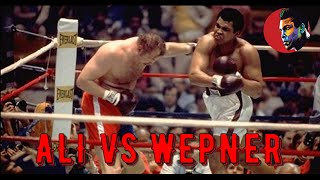 Muhammad Ali vs Chuck Wepner #Legendary Night# HD