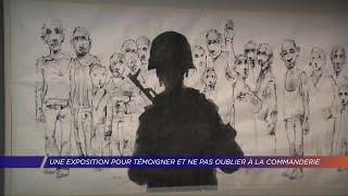 Yvelines | Une exposition pour témoigner et ne pas oublier à la Commanderie