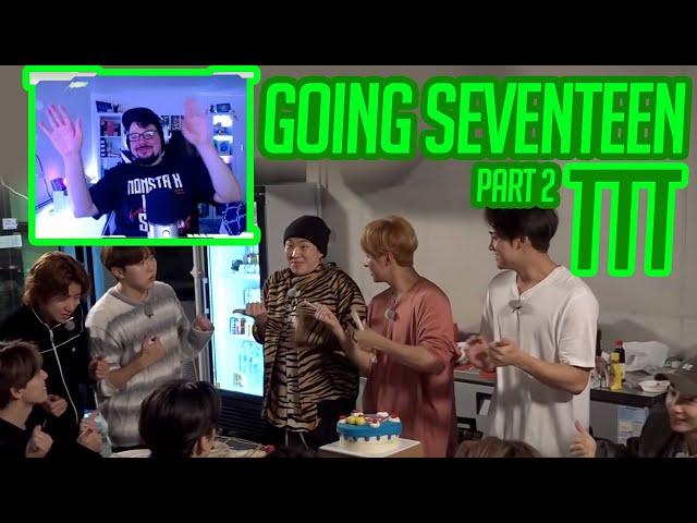 Mikey Reacts to GOING SEVENTEEN 2020 - TTT Pt. 2