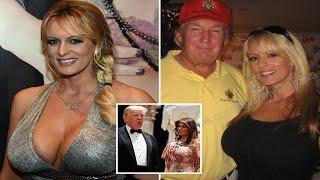 Trump denies paying porn star £95k hush money after cheating on Melania