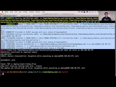 Deploy Ruby On Rails on Ubuntu 14 04 Trusty Tahr | GoRails