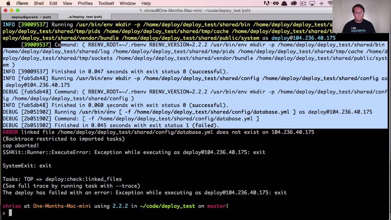 Deploy Ruby On Rails on Ubuntu 14 04 Trusty Tahr | GoRails