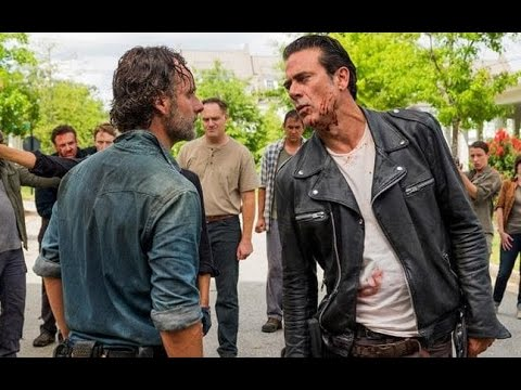 ACTUALLY Marching To War?: The Walking Dead Season 7 Mid-Season Finale Review And Discussion (S7E8)