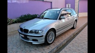 bMW E46 330XD M-PACK 2003 184hp Touring Facelift