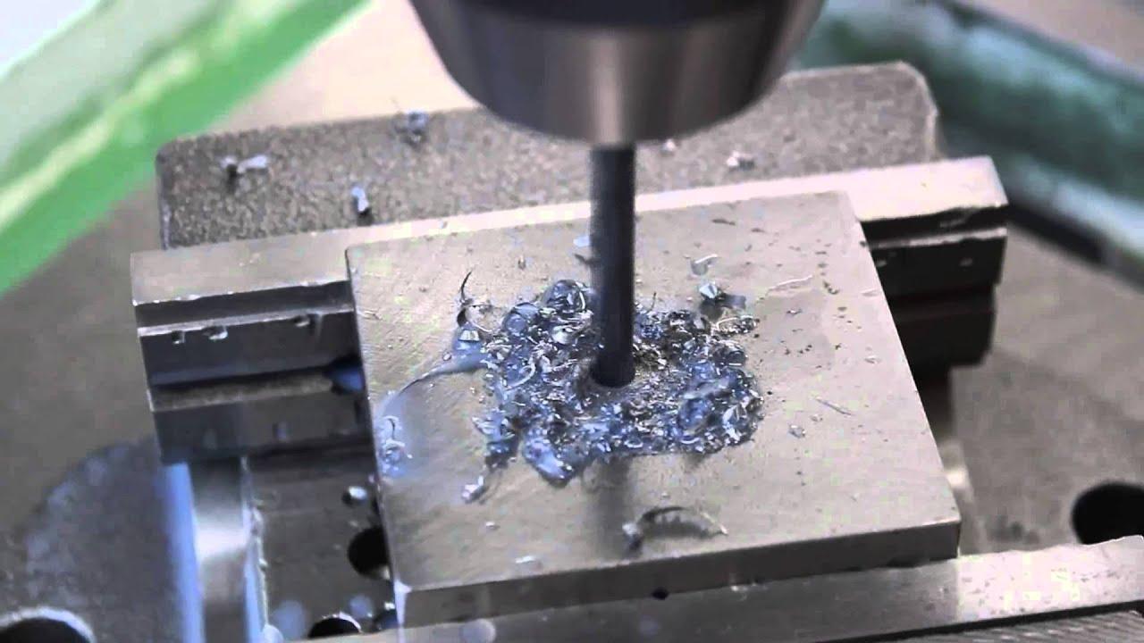 Reiben - Video von und für Industriemechaniker-Azubis / 1. Jahr ... | {Reiben 43}