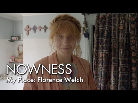 My Place: Florence Welch