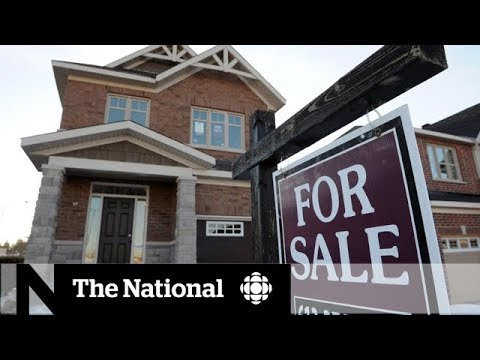 Canada's housing market slows, but experts warn it's temporary