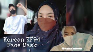 I Make Korean KF94 Face Mask