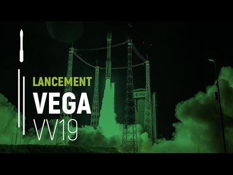 Arianespace Vol VV19  Pléiades Neo 4 / LEDSAT / RADCUBE / SUNSTORM / BRO-4 (FR)