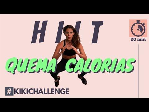 HIIT QUEMA CALORIAS | MOVE CHALLENGE - Plan de entrenamiento gratis para obtener mas fuerza!