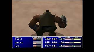 Final Fantasy VII - Let's Play - Part 5