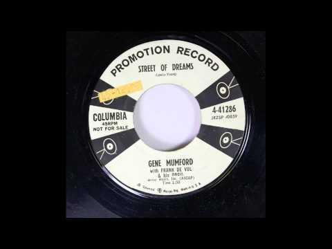 Gene Mumford - Street Of Dreams 45 rpm!