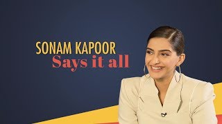 Sonam Kapoor Talks About Personal Life   Dulquer Salman   Film With Anil Kapoor   Marriage