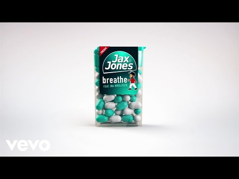 Jax Jones  Breathe Visualiser ft Ina Wroldsen