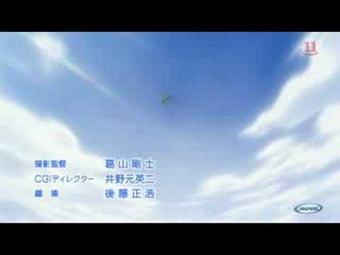 Tetsuwan Birdy: DECODE OP