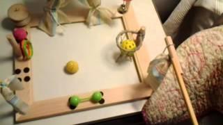 Игровой стенд для попугая пример некоторых Филя(, 2012-10-23T09:41:49.000Z)