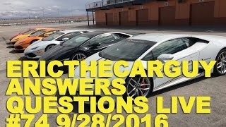 Etcg Answers Questions Live #74 (Ama) 9/28/2016