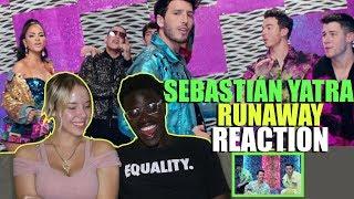 Sebastián Yatra, Daddy Yankee, Natti Natasha - Runaway ft. Jonas Brothers REACTION