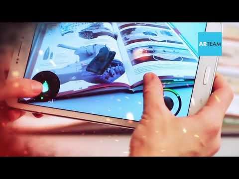 AR TEAM PRESENTATION  (Augmented Reality)