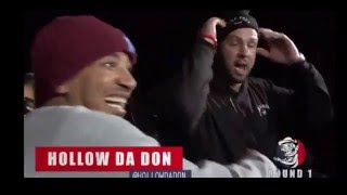 Pat Stay vs Hollow Da Don OFFICIAL FULL BATTLE