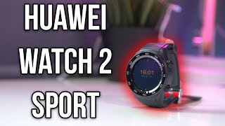 Huawei Watch 2 Sport Review in 2019! (4K)