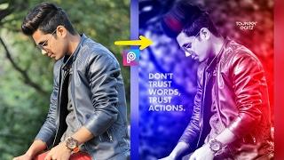 Picart best editing tutorial    Edit Like cb edit     Heavy editing    Picsart editing tutorial