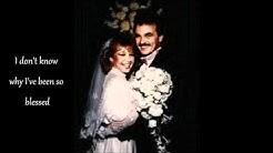 I Know I Love You - Jeff & Sheri Easter (with onscreen lyrics)