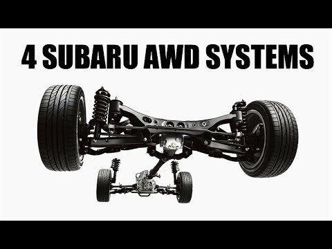 how all subaru awd system works subaru. Black Bedroom Furniture Sets. Home Design Ideas