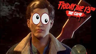 VUELVO PARA  VENGARME!! FRIDAY 13th: THE GAME