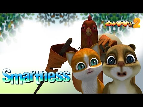 KATHU 2 Story, മിടുക്ക്  | Malayalam animation cartoon video story for kids