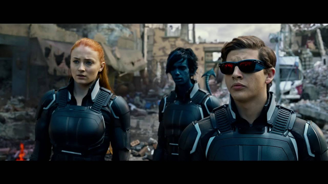 X-Men: Apocalipsis - Trailer español (HD) - YouTube
