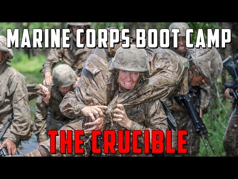The Crucible - MCRD Parris Island Boot Camp