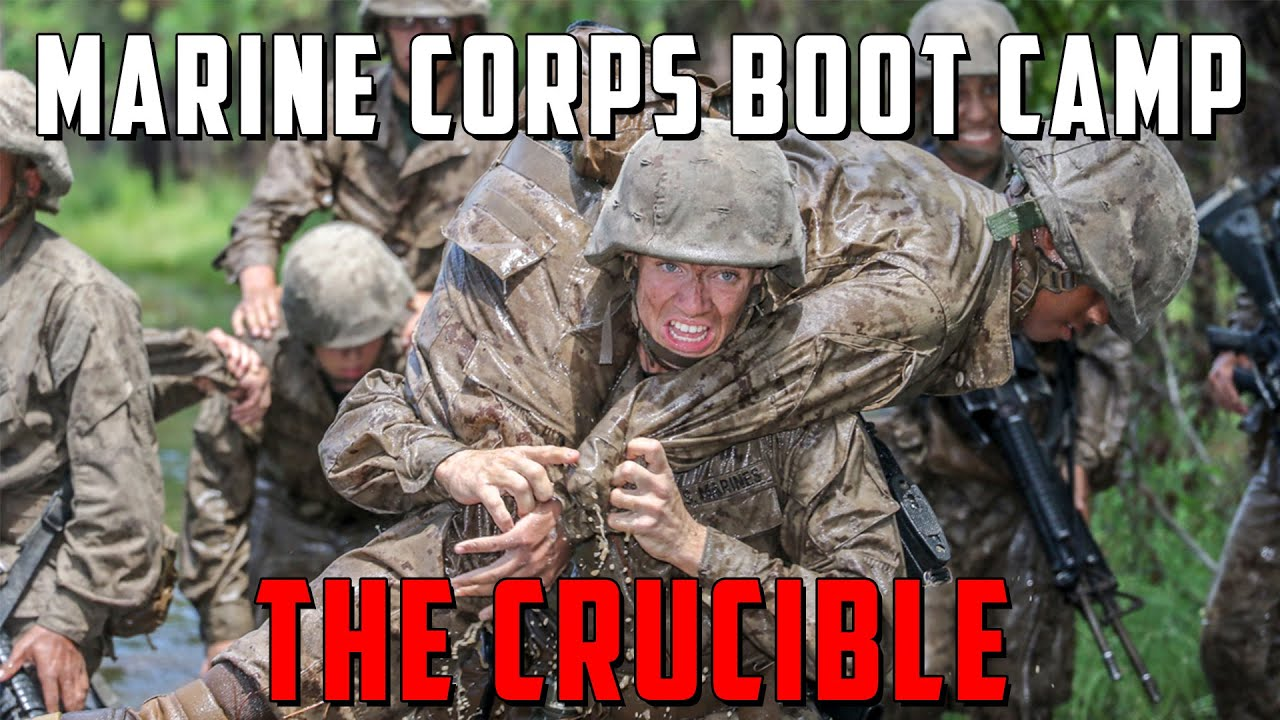The Crucible - MCRD Parris Island Boot Camp - YouTube